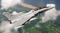 Dassault hat die erste Rafale an Indien übergeben.