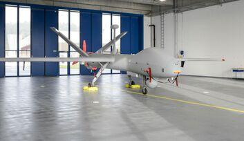 Dei Schweiz beschafft sechs Hermes 900 HFE von Elbit Systems.