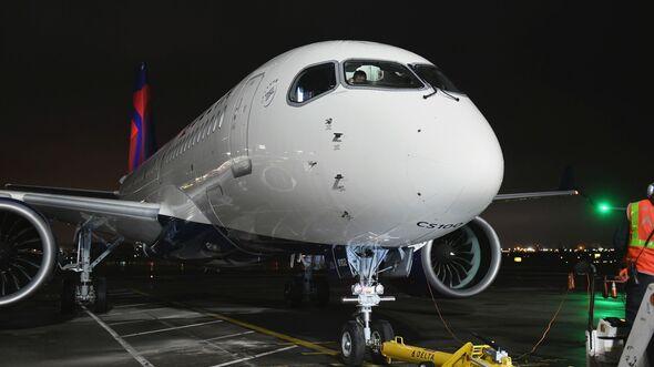 Delta A220 Inaugural Flight Press Conference