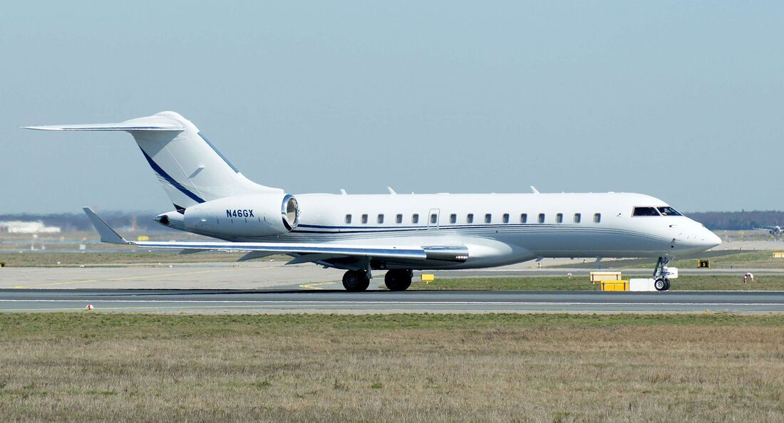 Der Geschäftsreisejet Bombardier Global 6000 wird Träger des SIGINT-Systems ISIS für die Luftwaffe.