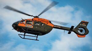 Die Airbus Helicopters H145 LUH SAR lösen die Bell UH-1D in der Rolle des Rettungshubschraubers bei den Heeresfliegern ab.