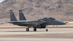 Die Boeing F-15EX Eagle II durchlief in Nellis die ersten Truppenversuche.