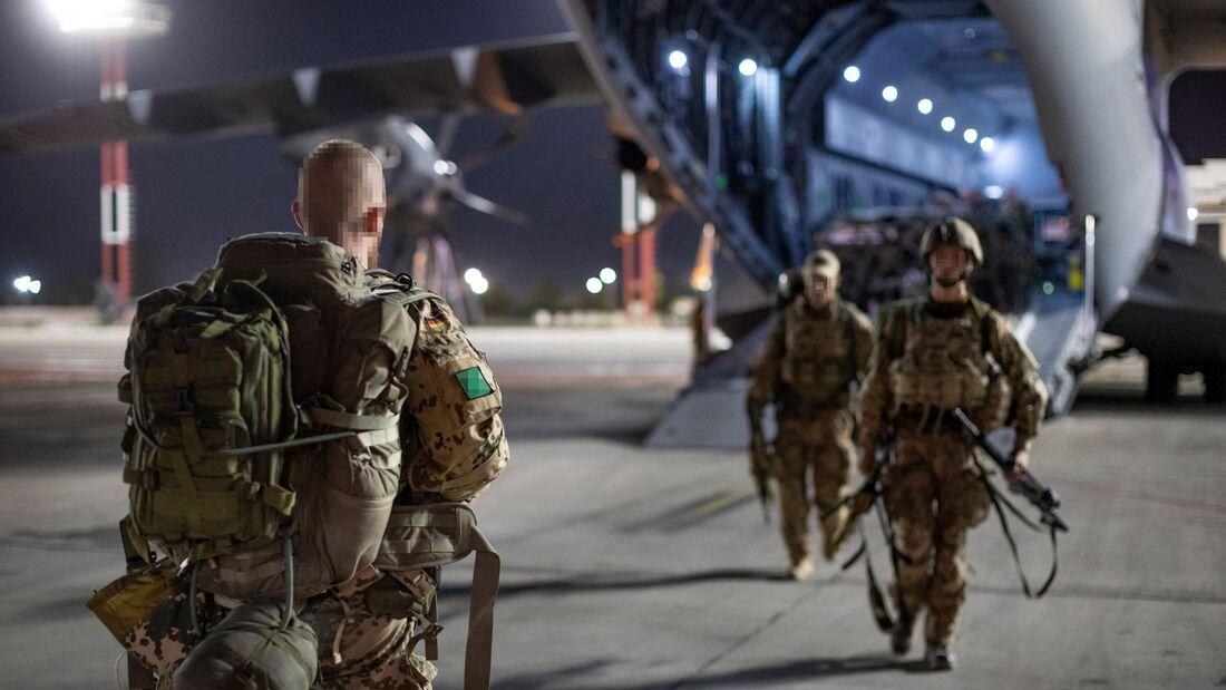 Die Bundeswehr beendete am 26. August ihre Evakuierungsmission in Kabul.