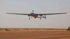 Die Bundeswehr nutzt die IAI Heron 1 weit einem Jahrzehnt in Afghanistan und Mali.