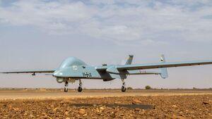 Die Bundeswehr setzt die unbemannte IAI Heron 1 seit 2016 in Mali ein.