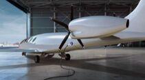 Die Eviation Alice soll in umkonstruierter Form nun vor Ende 2021 fliegen.