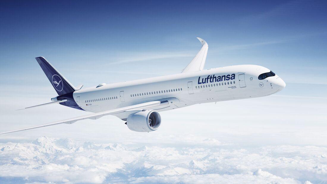 Die Lufthansa baut ihre A350-Flotte mit Leasingflugzeugen weiter aus.