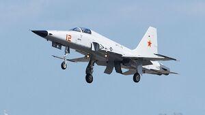 Die US Navy modernisiert F-5Ns für die Rolle als Feinddarsteller.