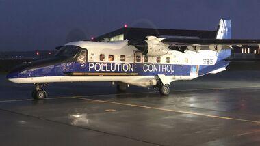 Die beiden Dornier 228 der Marineflieger erhalten modernisierte Systeme.