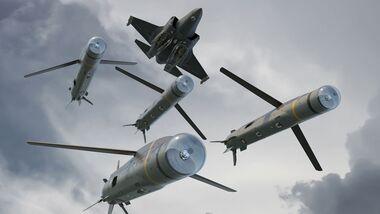 Die britischen F-35 Lightning II erhalten den Mini-Marschflugkörper SPEAR3 von MBDA.