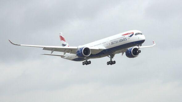 Die erste A350-1000 für British Airways wurde Ende Juli 2019 geliefert.