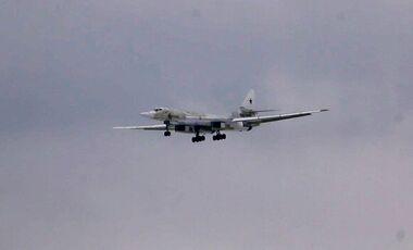 Die erste modernisierte Tupolew Tu-160M startete am 2. Februar 2020 in Kasan zum Jungfernflug.