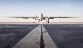 Die gemieteten Heron 1 waren seit 2010 in Afghanistan im Einsatz.