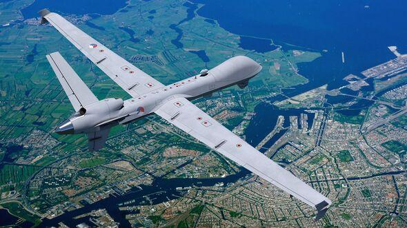 Die niederländischen Luftstreitkräfte erhalten vier MQ-9A Block 5.