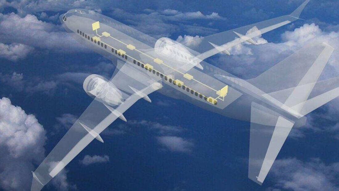 Diehl Aviation Kabinensysteme.