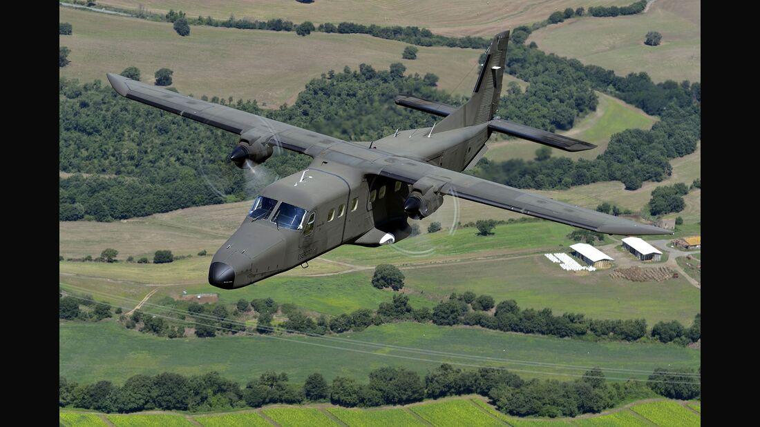 Dornier 228 des italienischen Heeres.