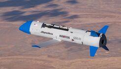 Dynetics X-61A Gremlins Air Vehicle beim Erstflug im November 2019.