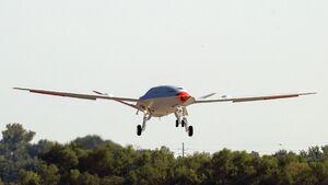 Erstflug der Beoing MQ-25 am 19. September 2019