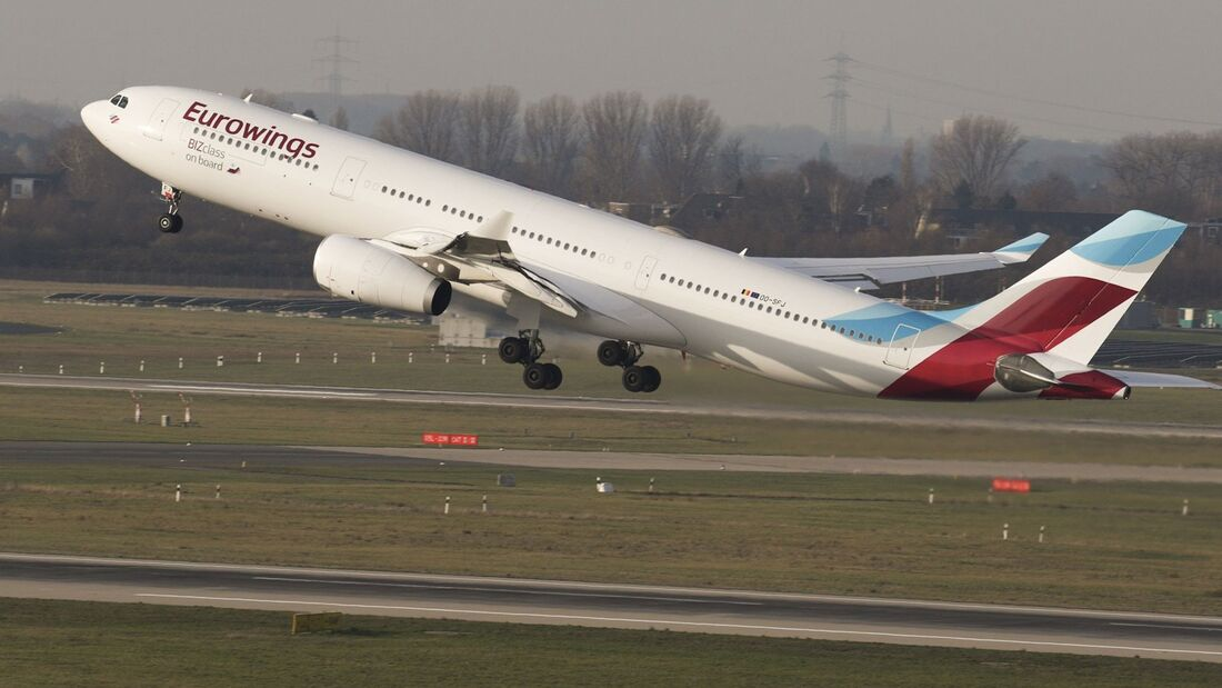 Eurowings Airbus A330.