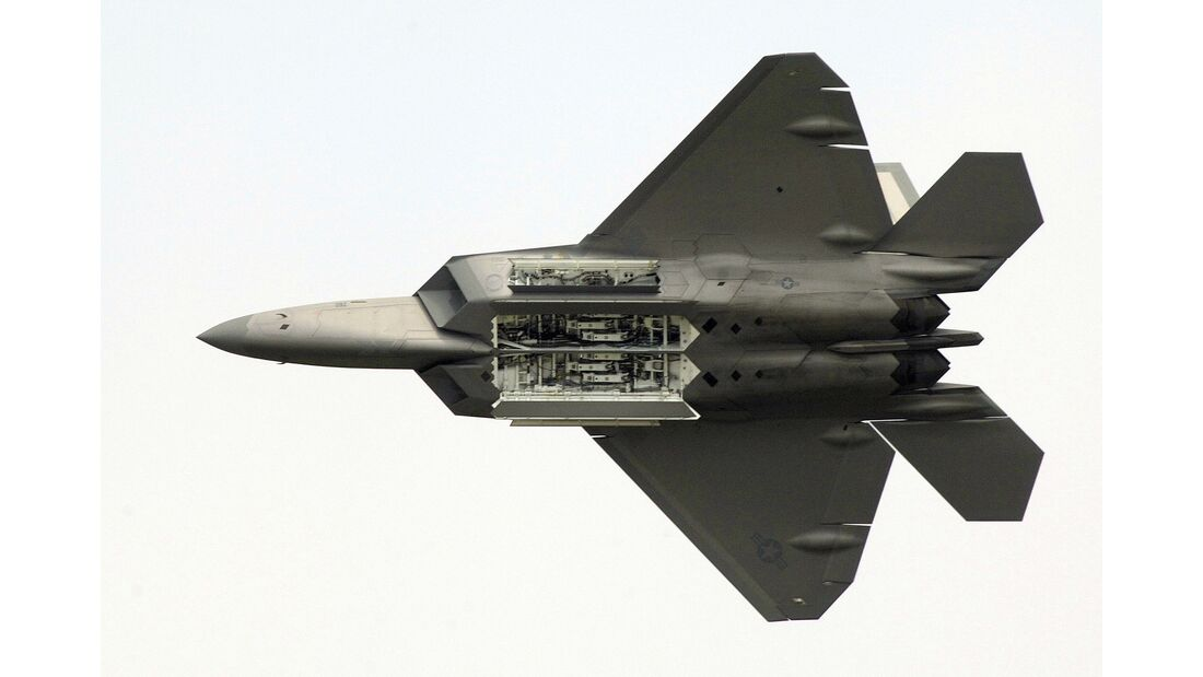 F-22A Raptor DEMO TEAM