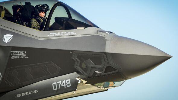 F-35 training