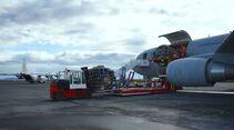 F-35A der Aeronautica Militare verlegten Ende September 2019 nach Island.