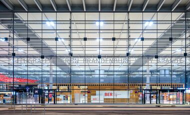 Flughafen BER 2019