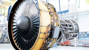 GE Aviation CF6-80C2.