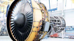 GE Aviation CF6-80C2.
