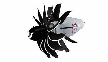 GE Aviation und Safran wollen die Entwicklung des Open Fan voranbringen, um den Verbrauch um 20 Prozent zu senken.