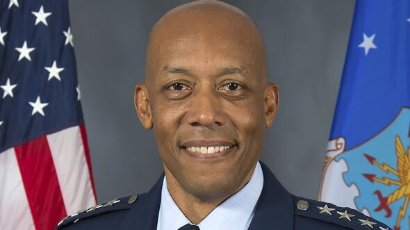 General Charles Q. Brown, Commander Pacific Air Forces.