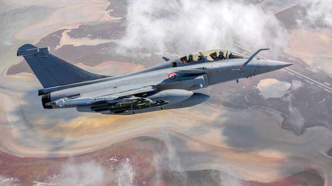 Griechenland will 18 Rafale beschaffen, darunter auch Gebrauchtflugzeuge, um die Lieferung zu beschleunigen.