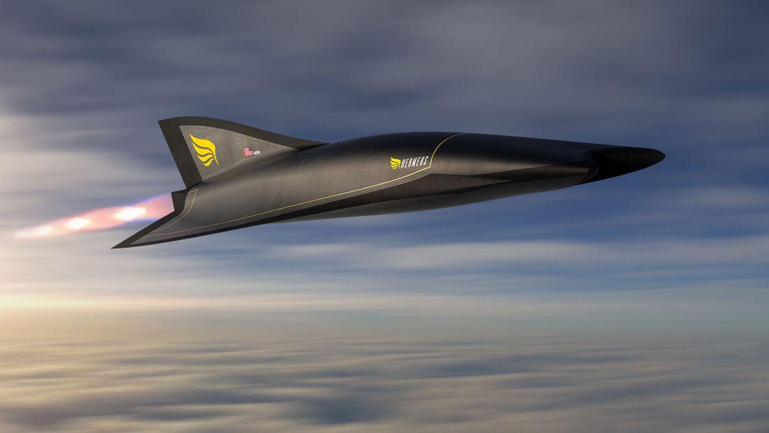 """Hermeus will mit dem """"Quarterhorse"""" die Systeme für ein Mach 5 schnelles Flugzeug testen."""
