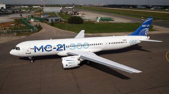 Irkut MS-21-300.
