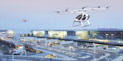 Ist der Volocopter das Transportmittelder Zukunft?