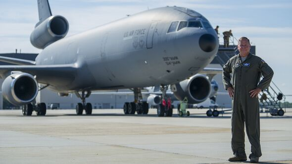 KC-10 Extender Retirement Ceremony and Send-off