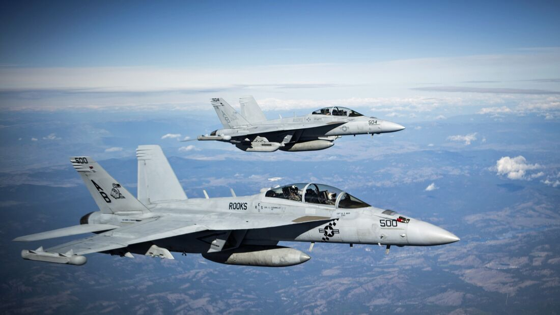 KC-135 Refuels Joint Partners During Mobility Guardian 2019