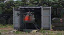 Kaman entwickelt das Transport-UAV Kargo, das für die US Marines interessant sein könnte.