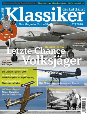 Klassiker der Luftfahrt 2/2020