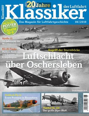 Klassiker der Luftfahrt 6/2019