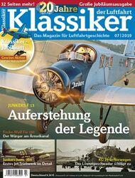 Klassiker der Luftfahrt 7/2019