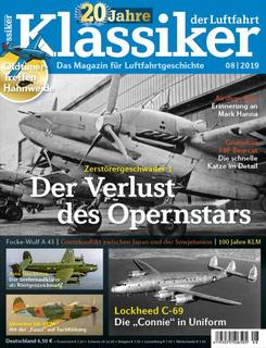 Klassiker der Luftfahrt 8/2019