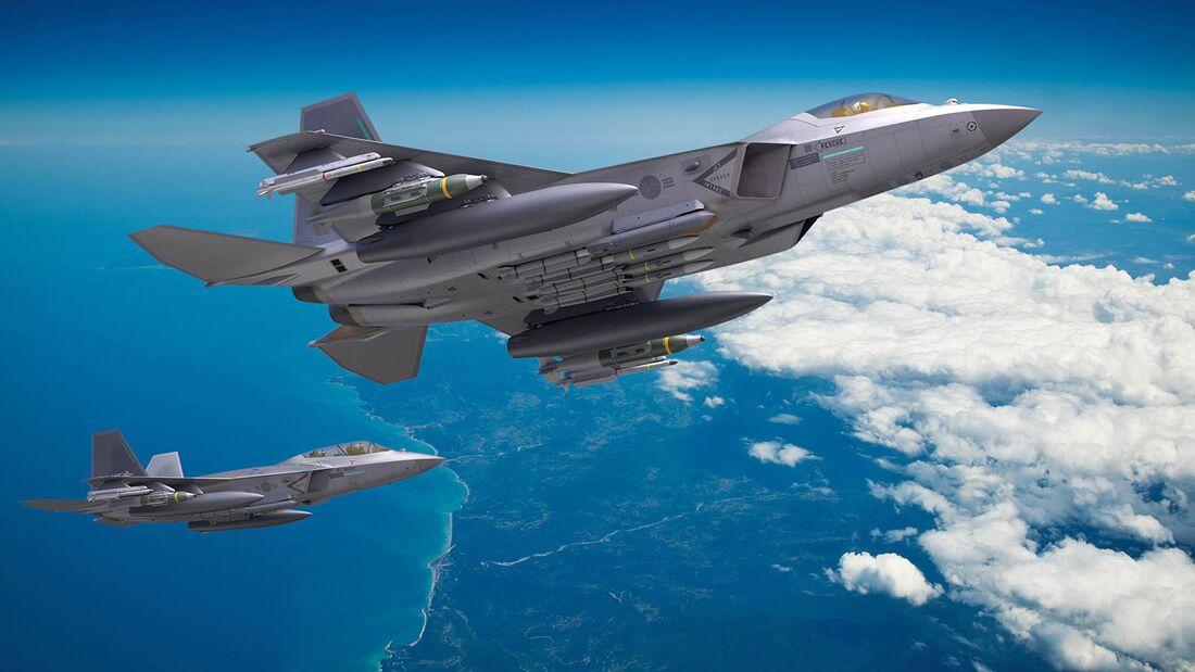 Korea Aerospace Industries hat am 1. September 2020 die Endmontage des KF-X gestartet.