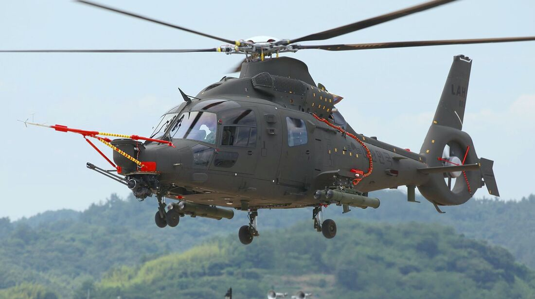 Korean Aerospace Industries LAH - Erstflug Juli 2019