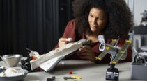 LEGO hat ein neues Space-Shuttle-Modell auf den Markt gebracht.