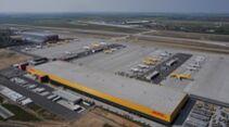 Leipzig/Halle Hub - aerial view