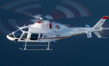 Leonardos AW119 hat den TH-73-Wettbewerb der US Navy für einen neuen Schulhubschrauber gewonnen.