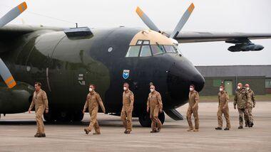 Letztmals kehrte am 29. April 2021 eine Transall der Luftwaffe von einem Auslandseinsatz zurück. Acht Jahre flogen die Transporter ab Niamey.