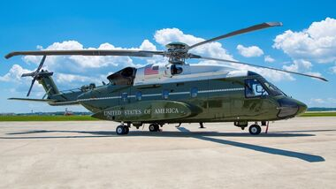 Lockheed Martin Corporation Presidential Helicopter