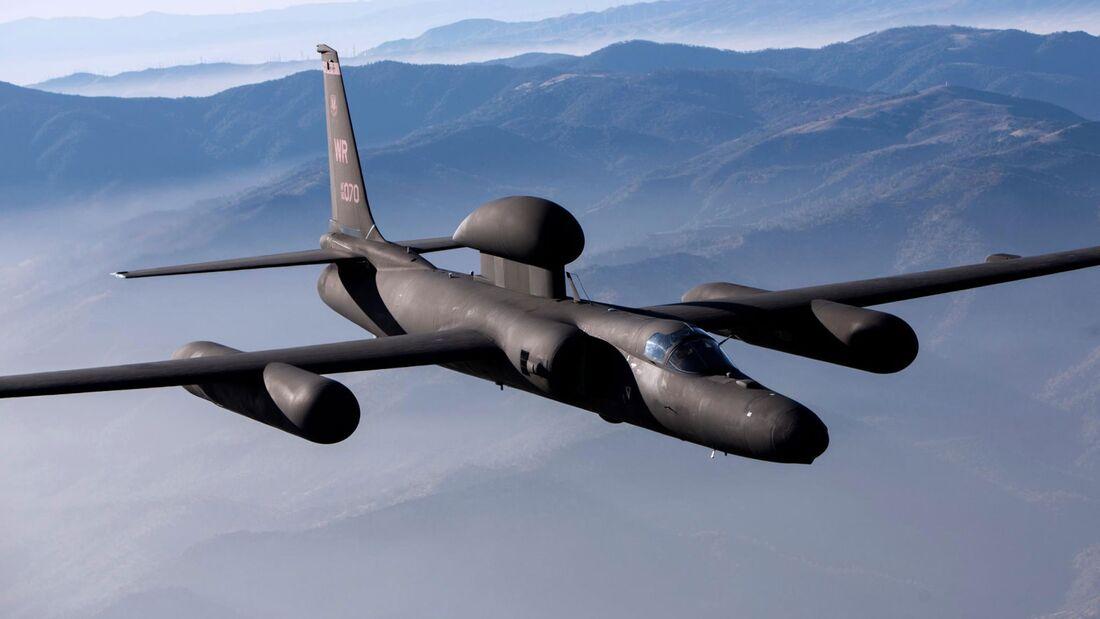 Lockheed Martin U-2S der US Air Force.